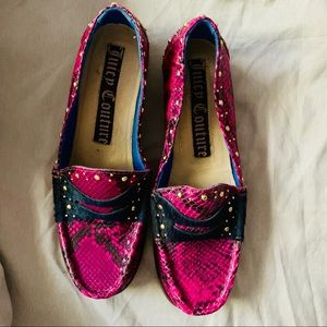 Juicy Couture loafers